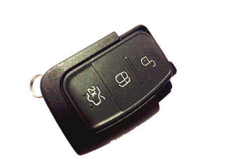 3 Buttons Ford Focus Remote Key , Ford Mondeo Key Fob 3M5T-15K601-AC 433MHz